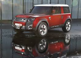 range rover concept 2017 new land rover defender concept could be introduced next year