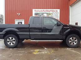 2013 ford f150 black 2013 ford f 150 stx for sale gary sd 5 0 8 cylinder black