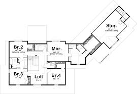 2 story modern farmhouse house plan melrose