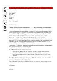 bid manager cover letter