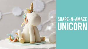 photo cake topper how to make a unicorn cake topper