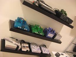shelves for game consoles 83 cool ideas for to u2013 gwhiz me
