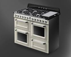 Smeg 110 Gloss Black Induction The Traditional Range Cooker Smeg Com
