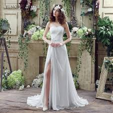 corset wedding simple chiffon wedding dress boho 2018 corset back sweetheart