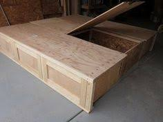 california king platform bed frame plans diy useful