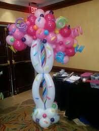 party decorations miami balloon sculptures cat in the hat