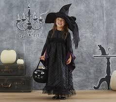 Halloween Costumes Pottery Barn Black Witch Costume Pottery Barn Kids