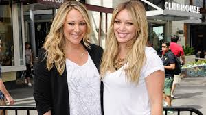 hilary and haylie duff are over your mommy judgment