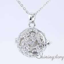 ashes locket cubic zircon aromatherapy inhaler locket charm necklace lockets to