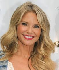 Top Model Hair Extensions by Christie Brinkley Is 63 U0026 Slaying The