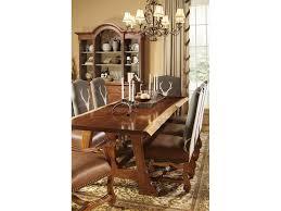 Dining Room Furniture Edmonton Harden Furniture Dining Room Liveedge Trestle Base Dining Table