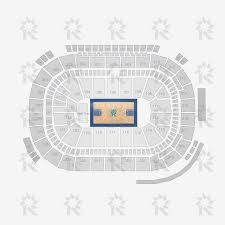 rogers arena unmapped floor seating charts