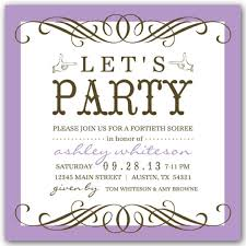 any color seattle 40th birthday invitations 40th birthday ideas
