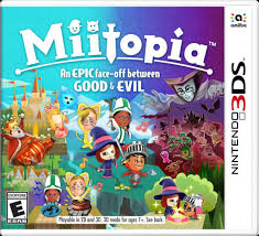 miitopia an epic face off between good and evil for nintendo 3ds