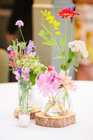 simple centerpieces home design decorative simple flower decorations wildflower