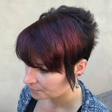 partial hi light dark short hair 20 edgy ways to jazz up your short hair with highlights