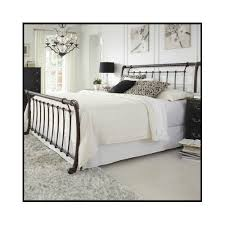 King Metal Headboard The 25 Best Sleigh Bed Frame Ideas On Pinterest Grey