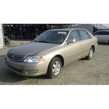 toyota avalon xl 2000 used 2000 toyota avalon xl parts car gold with interior 6