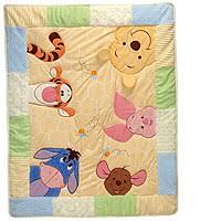 Tigger Crib Bedding Disney Baby Peeking Pooh 7 Crib Set 44116406 04 Jpg 200 200