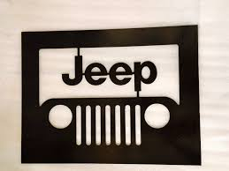 jeep grill logo vehicles rolling b signs and designs