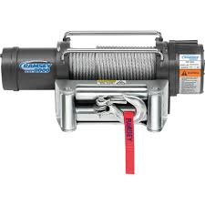 ramsey 12 volt dc powered electric front mount truck winch 8000 ramsey 12 volt dc powered electric front mount truck winch 8000 lb capacity