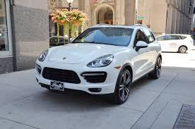 2011 Porsche Cayenne Turbo - 2011 porsche cayenne turbo stock gc1475b for sale near chicago