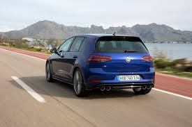 volkswagen golf truck new performance pack for 2018 vw golf r pushes top speed up to 168mph