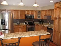 kitchen images of backsplashes speckled granite countertops