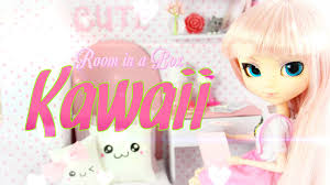 How To Make Doll Kitchen Diy How To Make Doll Room In A Box Kawaii Handmade Crafts