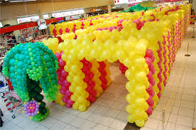 the art of balloons projects