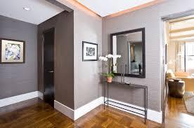 black entry hall table entry hall tables and mirrors entry contemporary with black console