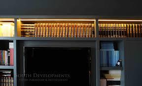 contemporary modern alcove units and shelving u2013 bespoke handmade