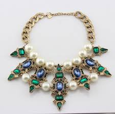 necklace aliexpress images Com buy freeshopping chunky necklaces statement jewelry vintage jpg