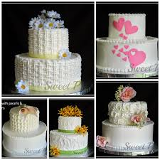 wedding cake on a budget wedding cake options for brides on a tight budget sweet p s cake