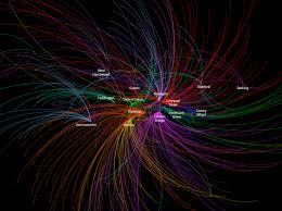 Data Map The Great Inflow U2013 Where The Commuters Go Mapping London