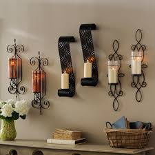 home interior wall sconces interior charming wall sconce candle set of two for home
