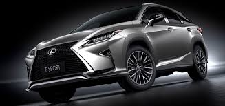 future cars brutish new lexus new lexus rx uk pricing and full range announced starts at 39 995