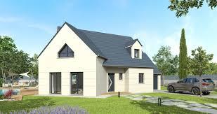 maison 4 chambres modèle de maison authie bessin pavillons constructeur en normandie