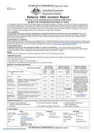 incident hazard report form template ohs incident report form template south africa future templates