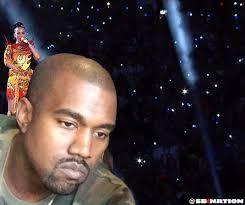 Unimpressed Meme - unimpressed kanye is the super bowl s best meme meme