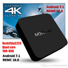 smart android android 7 1 tv box mxq 4k rk3229 smart tv box kd fully loaded rkmc