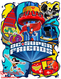 Six Flags Ga Six Flags Over Georgia Dc Super Friends Islandboy Graphics And