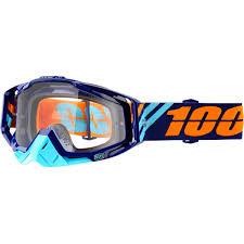 100 motocross goggle racecraft lindstrom 100 racecraft brille calculus navy klar