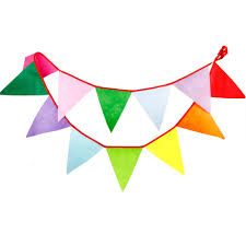 party banner 12flags 3 1m fabric banners personality wedding bunting outdoor