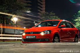 polo volkswagen sedan test drive review volkswagen polo sedan 1 6 lowyat net cars