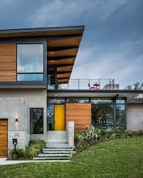 Door Design In Wood Mid Century Modern Aesthetics Shape Posh Texas Home In Wood Glass