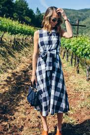 a day in sonoma mini bags wrap dresses and gingham