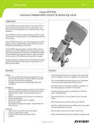 1 1 6 en frese optima aug 10 valve pressure measurement