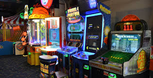 the arcade extra how coin op games add value to the laser tag