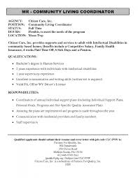 disability support worker cover letter no experience cover